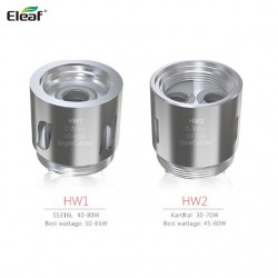 HW1 SINGLE-CYLINDER 0.2OHM COIL ELEAF