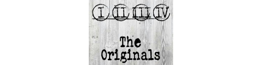 The Originals Shake and Vape