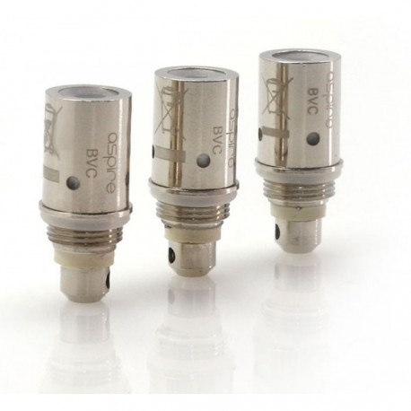 Aspire Vertical Coils (BVC)