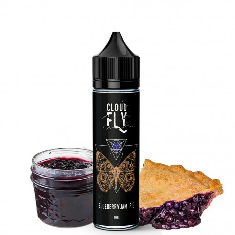 Cloud Fly Blueberry Jam Pie (15ml/60ml)