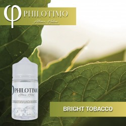 PHILOTIMO LIQUIDS Bright Tobacco 30ML (60ML)