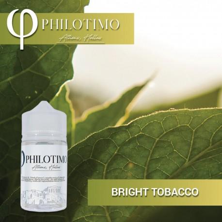 PHILOTIMO LIQUIDS Bright Tobacco 30ML (60ML)