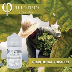 PHILOTIMO LIQUIDS Traditional Tobacco 30ML (60ML)