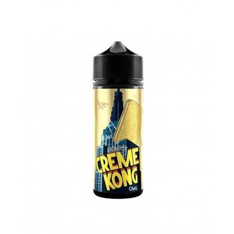 Creme Kong 120ML (Κρεμώδες Μπισκότο)
